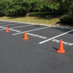 Having A Paving Crew Put In A Parking Lot For Your Business